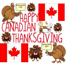 Thanksgiving For Canada Happy Thanksgiving Canada Published By Utat On Day 2 883 Page