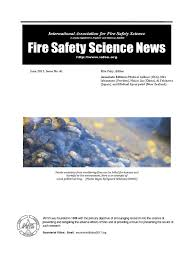 fire safety science news no 41 june 2017 wildfire thesis