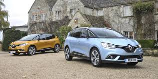 renault scenic 2017 all new scenic and grand scenic named best mpv at uk car of the