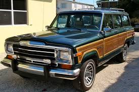 1991 jeep grand wagoneer overview cargurus