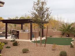 Arizona Landscape Ideas by Arizona Landscape Design Poco Verde Landscape Artificial Turf