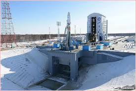 soyuz 2 rocket for vostochny