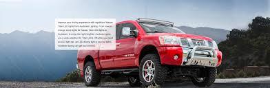 nissan truck titan red nissan titan modification
