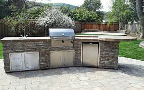 Custom Kitchen Island Cost How Much Does A Custom Bbq Island Cost To Design And Build