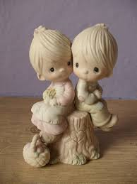 precious moments figurine one another by shoponsherman