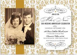50th wedding invitations 50th wedding anniversary invitation 50th wedding anniversary