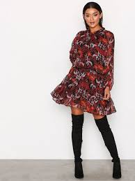 glamorous clothing winter floral dress glamorous burgundy dresses clothing