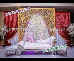 wedding backdrop panels royal wedding fiber arch backdrop wedding golden arch type