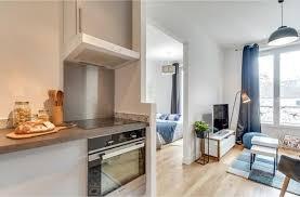 optimiser espace cuisine logement comment optimiser l espace dans un studio