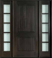 Double Front Entrance Doors by Custom Wood Front Doors Front Entry Doors Wood From For Wooden