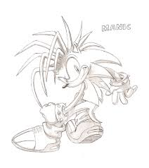 daily sonic drawings 2 archive page 2 sega forum