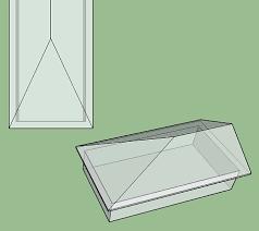 Irregular Hip Roof Framing Truss Calculators