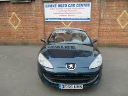 used peugeot finance used peugeot 407 for sale rac cars