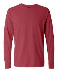 Comfort Colors Shirts View Item Comfort Colors Garment Dyed Heavyweight Ringspun Long