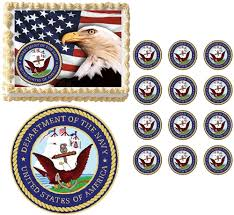 eagle scout cake topper states navy seal edible cake topper image frosting sheet