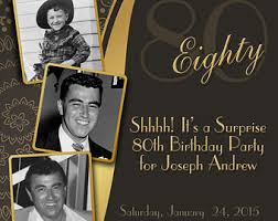 80th birthday party invitations theruntime com