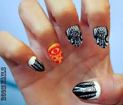 101 beautiful short nail art ideas