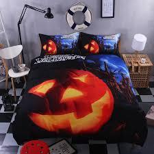 Halloween Flannel Fabric Online Get Cheap Halloween Bedding Aliexpress Com Alibaba Group