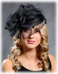 funeral hat black cocktail hat funeral hat church hat pillbox hat