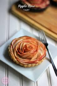 apple rose tart bewhatwelove