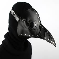 plague doctor mask new arrival dr beulenpest steunk plague doctor mask pu leather