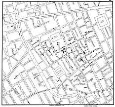 map pattern dot distribution map