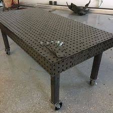 diy portable welding table welding table ebay