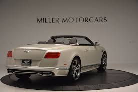 2016 Bentley Continental Gt Speed Convertible Stock B1192 For