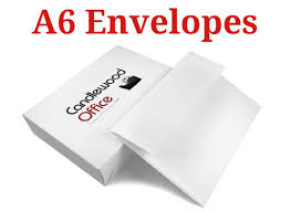 a6 invitation envelopes amazon com a6 white wove envelopes 4 3 4