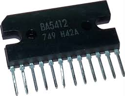 lm4700tf integrated circuit intergrated circuits i c