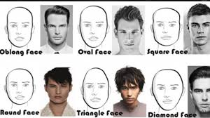 men hairstyles for pear face shape short hairstyles for triangular face shapes long and short