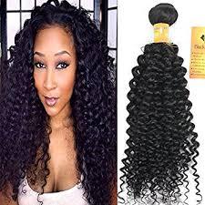 jheri curl weave hair amazon com black rose hair 22 inch indian jerry curl weave human