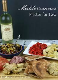 Mediterranean Kitchen Kirkland Mediterranean Platter For Two Lemoine Family Kitchen
