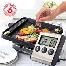 sonde de temperature cuisine sonde de temperature justdomeat