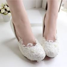 white lace wedding shoes white lace wedding shoes kitten heel handmade 2015 bridal shoes