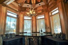 from cabin to mansion the evolution of log homes in the high