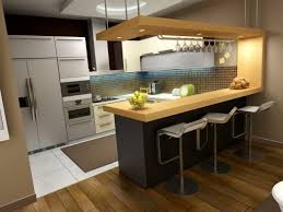 Kitchen Design For Apartment Newest Kitchen Bar Design Style 4 Home Ideas