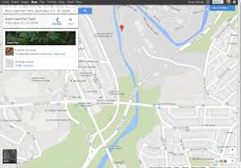 Google Maps Walking Directions How To Using Google Maps To Map Pedestrian Route Youtube