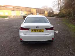 lexus woodford woodford green lexus is 300h executive edition saloon auto electric hybrid 0