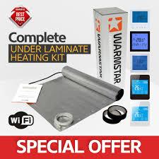How To Install Radiant Floor Heating Under Laminate Electric Underfloor Heating Mats Under Laminate U2013 Meze Blog