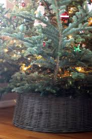 elements of katie christmas tree basket
