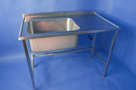 Kitchen Sink Frame by Stainless Steel Free Standing Sinks