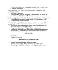 Sample Resumes Nurses by Sample Resume New Graduate Nurse Practitioner Background Checks
