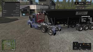 2016 kenworth t600 kenworth t600 semi truck v1 1 0 0