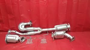 nissan murano catalytic converter recall fit nissan maxima 3 5l complete system catalytic converter 2004