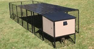 dog kennel heating