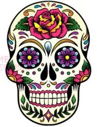 sugar skull designs for costumes and ideas