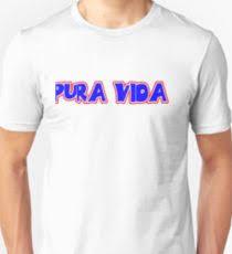 pura vida design illustration t shirts redbubble