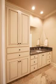 white raised panel bathroom cabinets white raised panel bath