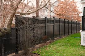 interior give your black fence paint a new facelift through these
